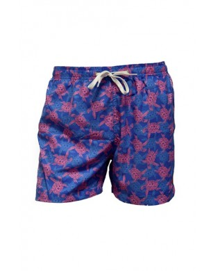 short largo adulto TURTLES...